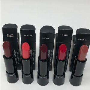 Mac Mineralize lipstick bundle of 5 new